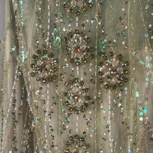 Dresses & Skirts - Full length neon green prom dress